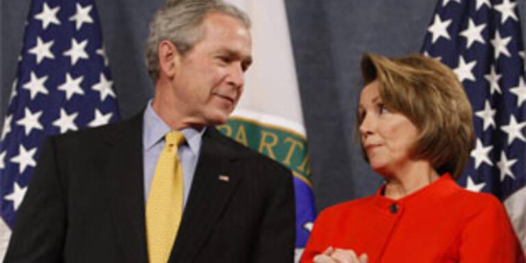 Pelosi nennt Bush
