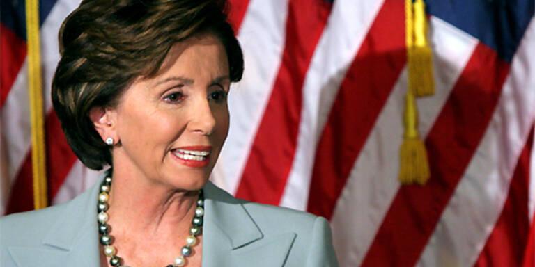Die Demokratin Nancy Pelosi übernimmt als erste Frau den Vorsitz des Repräsentantenhauses. (c)REUTERS