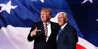 Pence erteilt Absetzung Trumps per Verfassungszusatz Absage