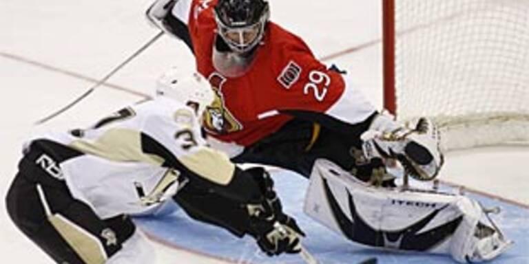 Auch Penguins entzaubern Senators