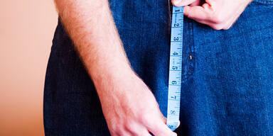 Forscher lüften Geheimnis um durchschnittliche Penis-Länge