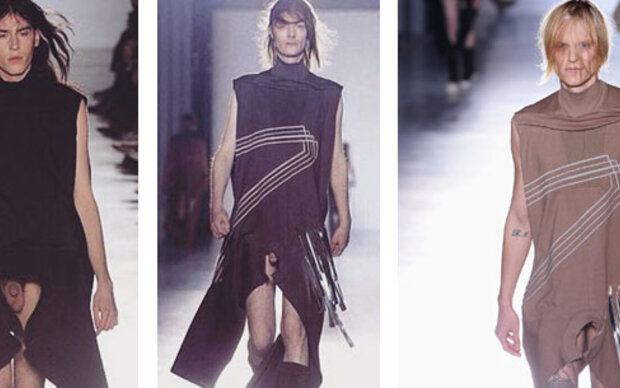 Mode-Skandal auf der Paris Fashion Week