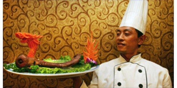 Restaurant für Geschlechtsteile in Peking eröffnet