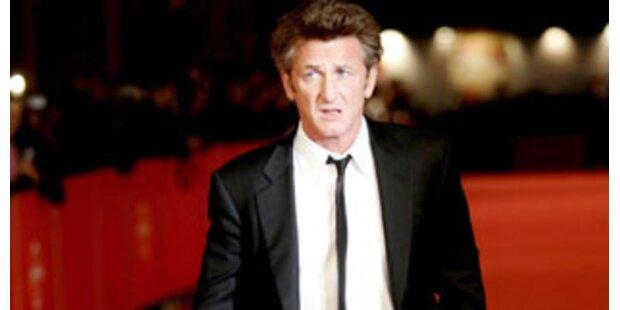 Sean Penn sagt seine Scheidung ab