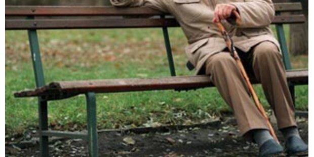 Pensionen werden um 3,4% angepasst
