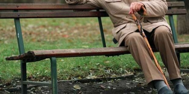 Gemeinden leiden unter Überalterung
