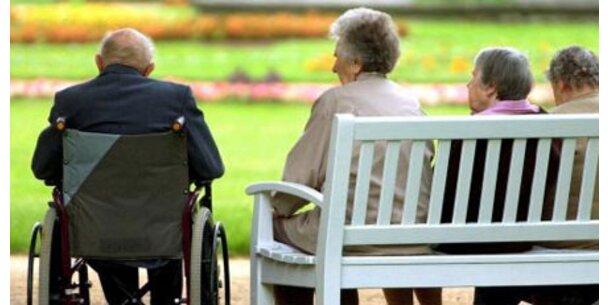 Deutsche Pensionisten verlieren 194 Euro