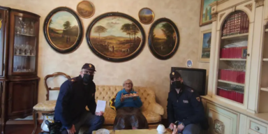 pensionistin in Italien
