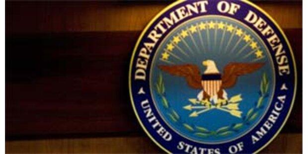 US-Pentagon fehlen Rechnungen für Irak-Einsatz