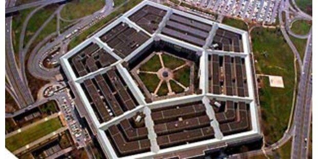 Schüsse auf Pentagon - Zugang eingeschränkt