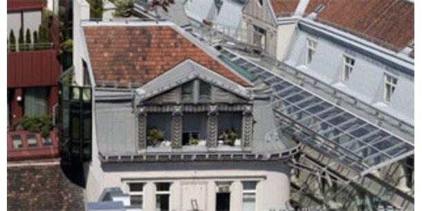 Wohnrecht in Elsners Penthouse soll verlost werden
