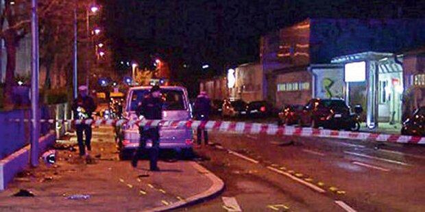 Verkehrsunfall war Mord: Zehn Jahre Haft