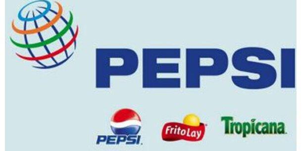 Pepsi freut sich über starken Gewinn