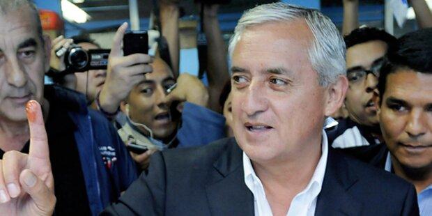 Ex-General Perez verfehlt Absolute