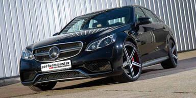 Mercedes E-Klasse mit über 700 PS