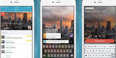 """Periscope"" kommt auf Android-Geräte"