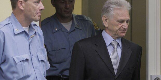27 Jahre Haft für Perisic