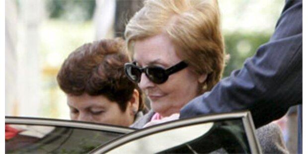 Isabel Peron wehrt sich gegen Auslieferung