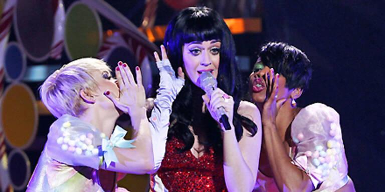 Katy Perry: Süß aber nicht mehr