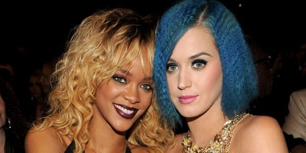 Katy Perry lästert über On/Off-BFF Rihanna