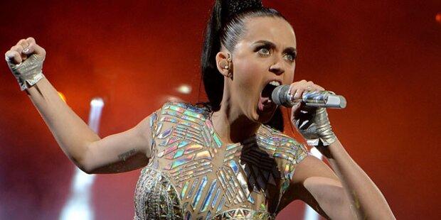 Katy Perry kommt 2015 nach Wien