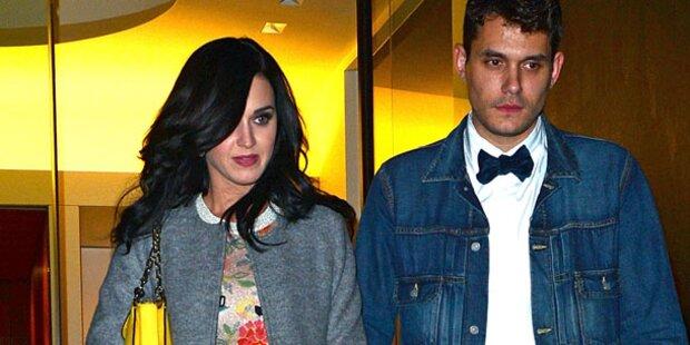 Katie Perry und John Mayer bald vorm Traualtar