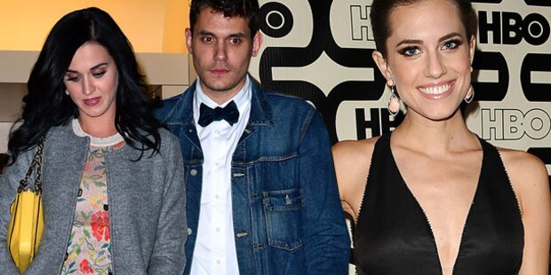 Katy Perry: Von John Mayer betrogen?