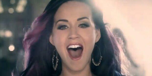 Perry: Krebs-Bub für Werbe-Musikvideo
