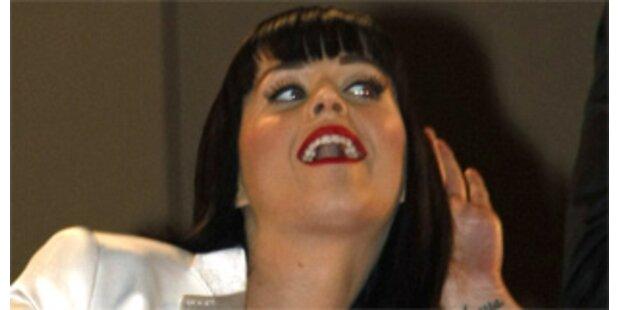 Kate Perry bekam NRJ Music Award doch nicht