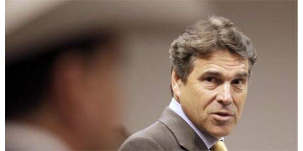 Cousin des Texas-Gouverneurs erschossen