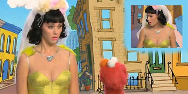 Katy Perry: Zensurvideo wird YouTube-Hit