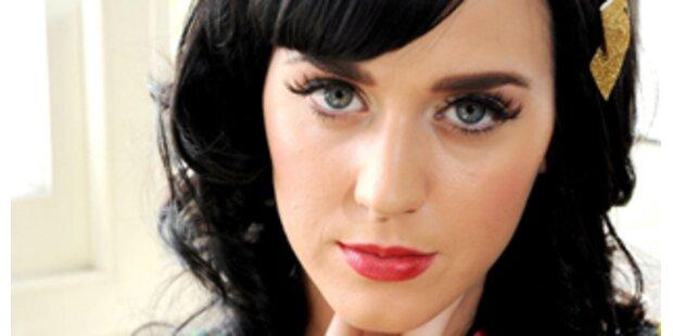 Katy Perry schmusig wie nie