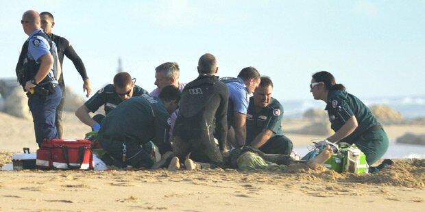 Surfer stirbt nach Hai-Attacke