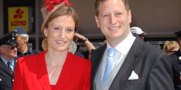 Zwillinge für Prinz & Prinzessin von Preußen