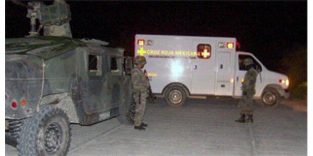 Schwere Unruhen in Peru