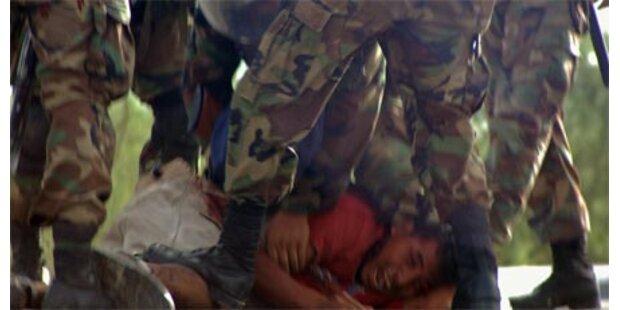 50 Tote bei Unruhen in Peru