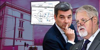 BVT-Geheimdienst-Skandal: Krisensitzung bei Minister!