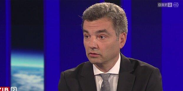 Peschorn: 'Natürlich gibt es noch unbekannte Hintermänner'