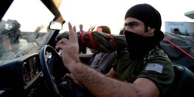 Peshmerga-Kämpfer in Kobane