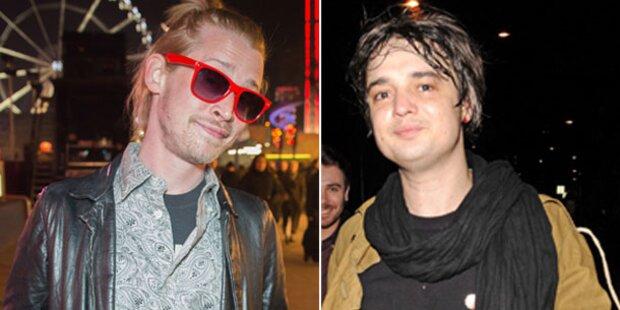 Macaulay Culkin: WG mit Pete Doherty
