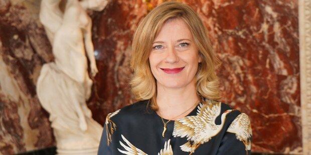 Kommissarin Caroline Peters ist die neue Buhlschaft!