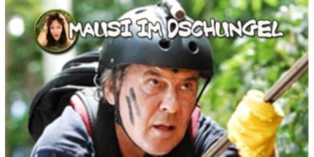 Dschungel-Show: Peter Bond ist raus!