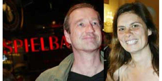 Sarah Wiener und Peter Lohmeyer verliebt