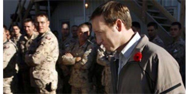 Kanadischer Verteidigungsminister entgeht Anschlag