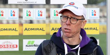 Fix: Stöger neuer Coach bei Ferencvaros