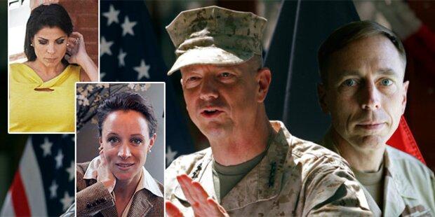 CIA ermittelt gegen Ex-Chef Petraeus