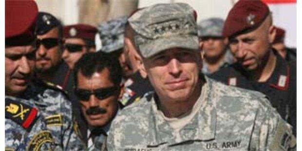 Oberster US-General wird aus dem Irak abgezogen