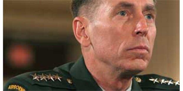 Irak begrüßt Petraeus-Bericht über US-Truppen