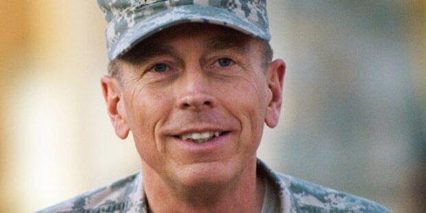 Petraeus will sich mit Taliban versöhnen