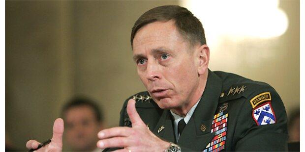 Petraeus neuer Irak-Oberbefehlshaber